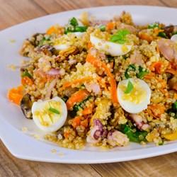 quinoa salat abnehmen