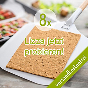 lizza erfahrungen der vegane low carb pizzateig im h rtetest. Black Bedroom Furniture Sets. Home Design Ideas