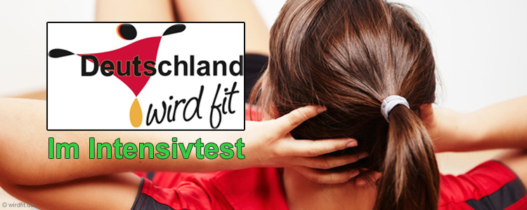Deutschland wird fit-Trainingspass: Fitnesstraining im Fitnessstudio ohne Vertragsbindung und Mitgliedschaft